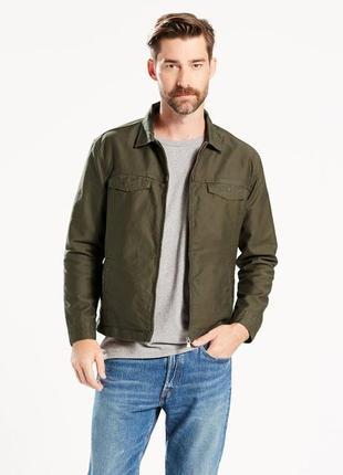 Мужская куртка levi's, размер l (левис ливайс)