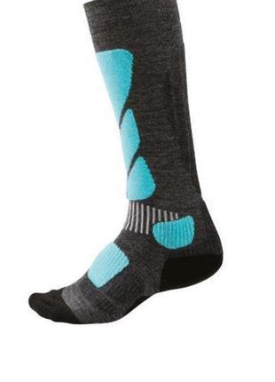 Лыжные носки термоноски crivit ski 35-36, 39-40