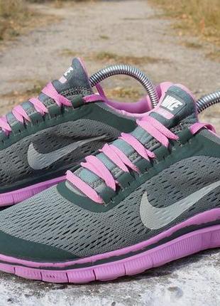 Бігові кросівки nike free run 3.0