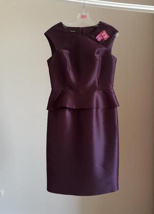 Новое платье футляр charo azcona