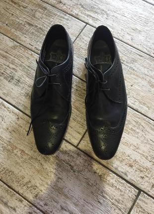 Туфли лотферы оксфорды 42 размер