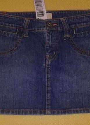 Юбка джинсовая bershka, р. s , новая