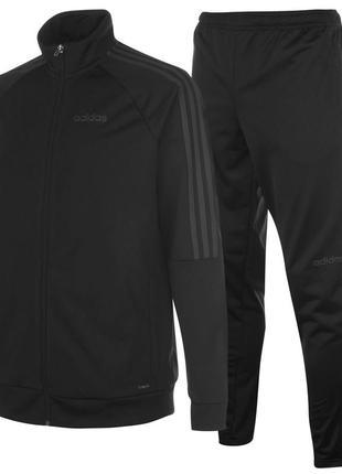Adidas мужской спортивный костюм/мужской спорткостюм