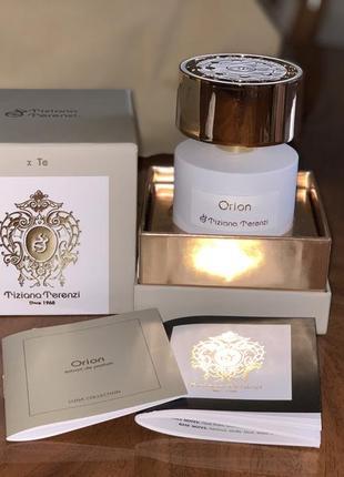 Нишевая парфюмерия orion
