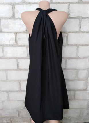 Крутое платье сарафан дорогого молодежного бренда never denim