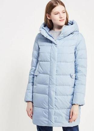 Легкий пуховик куртка для подростка. 12-14лет