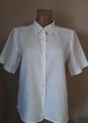 Рубашка базовая,льняная)