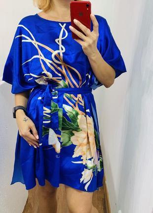 Платье кимоно