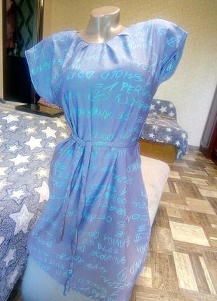 Платье новое летний джинс