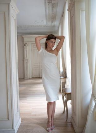 Платье на одно плече2 фото