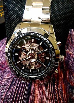 Мужские часы winner1 фото
