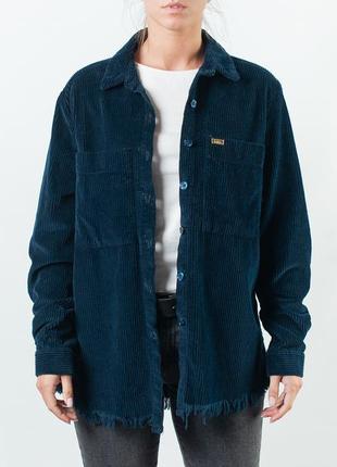 Куртка/рубашка lois jeans militia women's shirt true navy