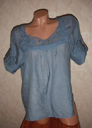 27  легкая и невесомая блуза