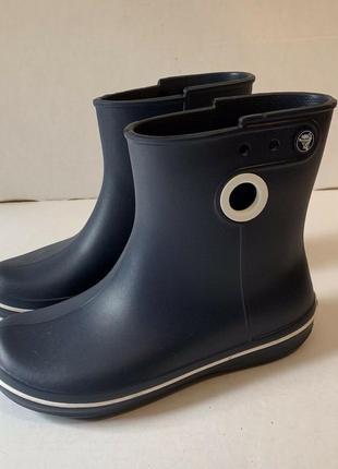 Сапоги сrocs jaunt shorty boot 37 размер