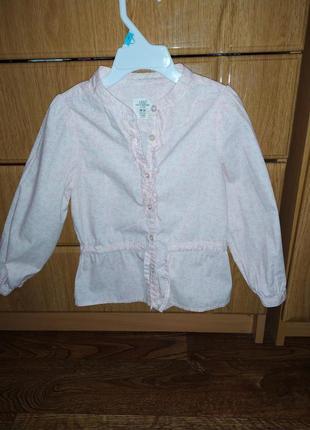 Рубашка,блузка h&m