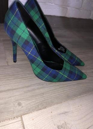 Туфлі bershka4 фото