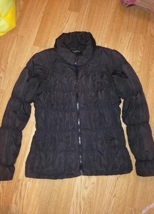 Куртка демесезоная на осень на синтепоне