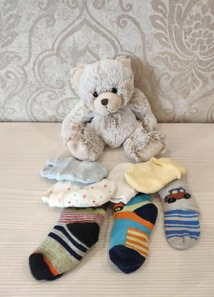 Царапки носочки