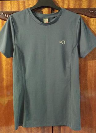 Компрессионная футболка рашгард kari traa