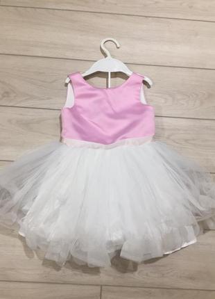 Пышное нарядное платья2 фото