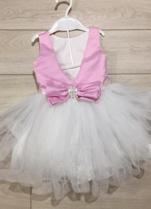 Пышное нарядное платья3 фото