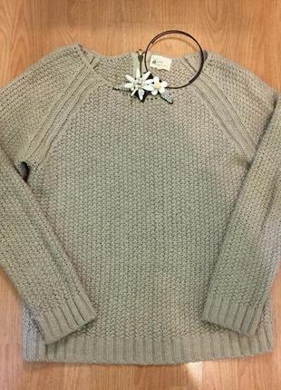 Теплый свитер next