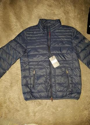 Куртка стеганная cotton and silk