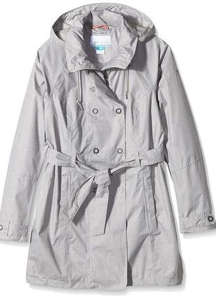 Columbia steal your thunder jacket плащ m l 14 48