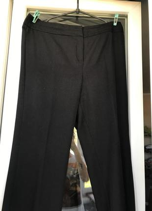 Чёрные классические брюки 1+1=3🎁