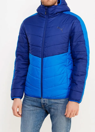 Демисезонная куртка puma . оригинал.