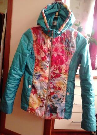 Димесезонняя курточка