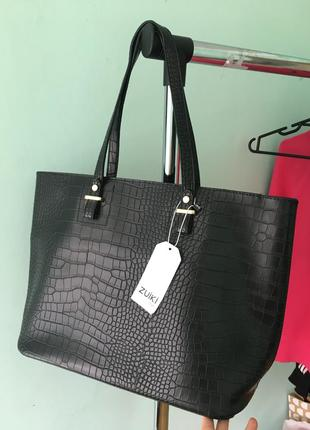 Стильна сумка шопер