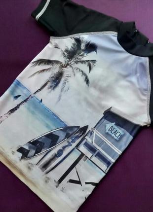 Слнцезащитная футболка