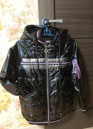 Курточка зима raw