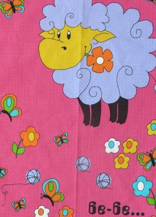 Полотенца с детскими расцветками плотные