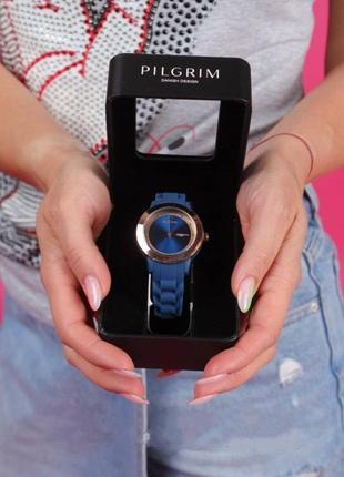 Брендовый часы piligrim...дания.