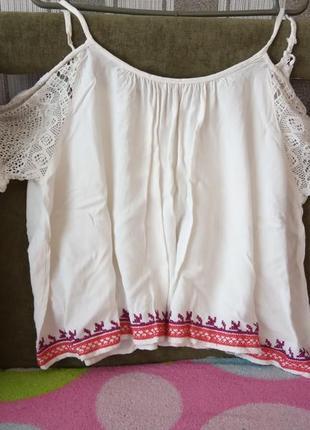 Блуза в подарок к любой другой вещи из моей шафы.