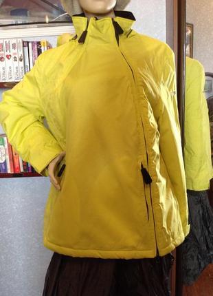 Большой размер. парка (куртка) с капюшоном бренда bonprix , р. 58-60