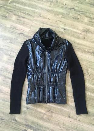Комбинированная курточка