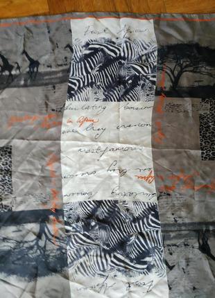 Шелковый платок  esprit италия