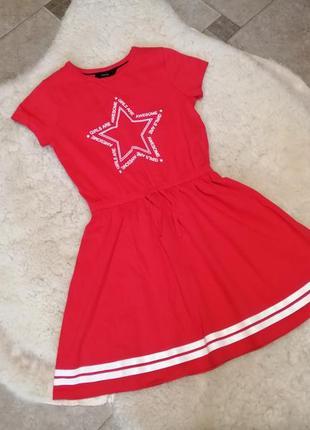Спортивное платьице george на 7-8 лет