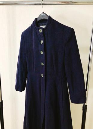 Шикарное элегантное длинное пальто оригинал