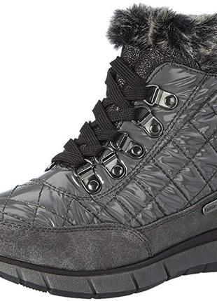 Marco tozzi ботинки сапоги италия зима