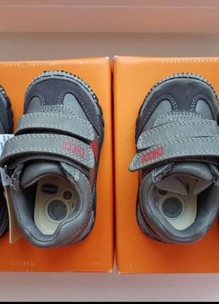 Детские кроссовки chicco