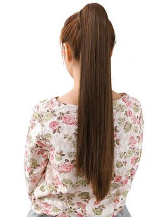 Хвост из искусственных волос 8
