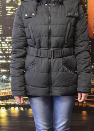 "Зимняя куртка ""stradivarius"""