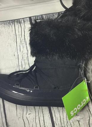 Crocs сапоги оригинал ботинки