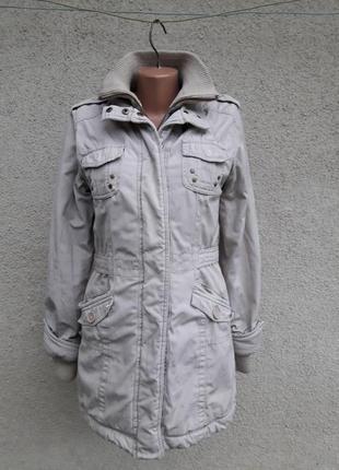 Куртка парка на синтепоні тепла