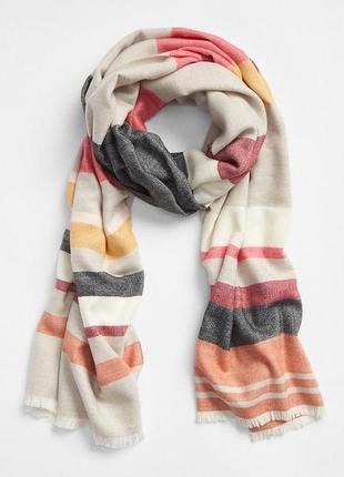Новый классный шарф gap