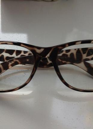 Имеджевые очки2 фото
